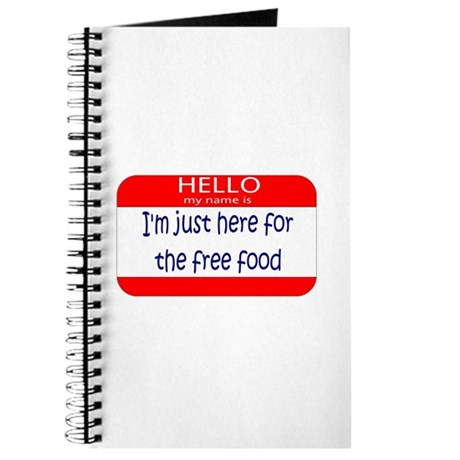 Hello - Free Food Journal
