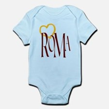 ROMA,HEART Body Suit