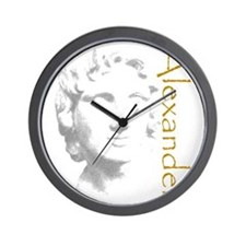 ALEXANDER THE GREAT Wall Clock