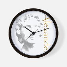 ALEXANDER THE GREAT Wall Clock