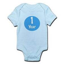 One Year Body Suit