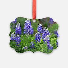 Unique Wildflowers Ornament