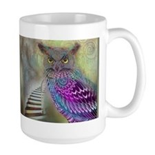 Owls Dreams Mugs