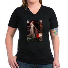 The Accolade / Black Pug Shirt
