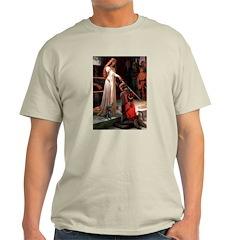 The Accolade / Black Pug T-Shirt