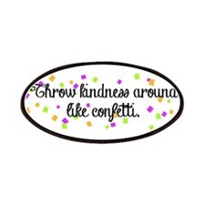 Confetti kindness Patch