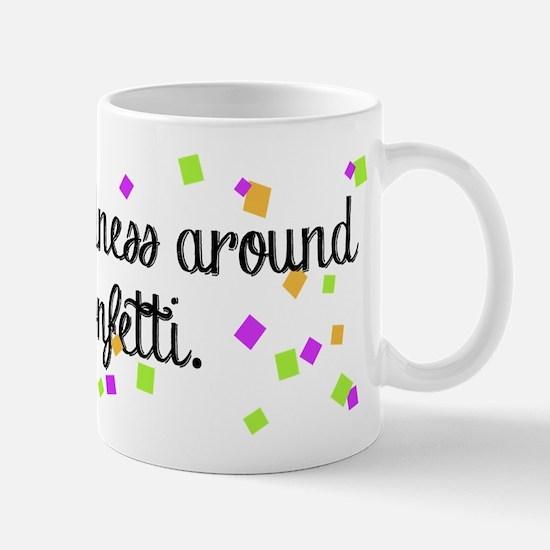 Confetti kindness Mugs