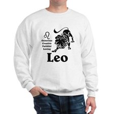 LeoLIGHTFRONT Sweatshirt
