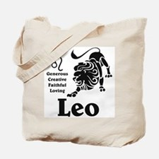 LeoLIGHTFRONT Tote Bag