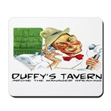 DUFFY'S TAVERN - OLD TIME RADIO Mousepad