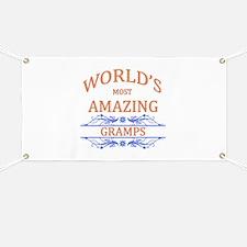 Gramps Banner