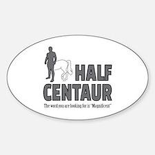 Half Centaur Decal