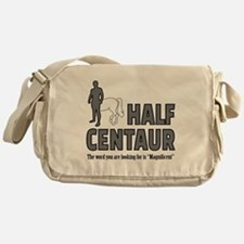 Half Centaur Messenger Bag
