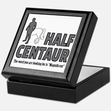 Half Centaur Keepsake Box