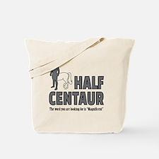 Half Centaur Tote Bag