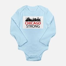 Chicago Strong - Skyline Body Suit