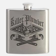 Plumber Skull 3.1 Flask