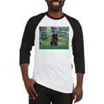 Bridge / Black Pug Baseball Jersey