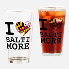 Unique Riot Drinking Glass