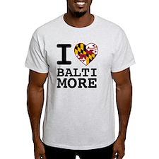 Cute Baltimore T-Shirt