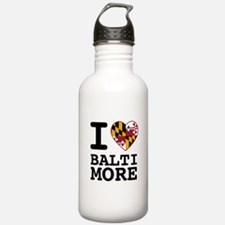 Cute Baltimore maryland Water Bottle