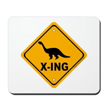 Dino4 X-ing Mousepad