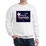 DENNIS KUCINICH PRESIDENT 2008 Sweatshirt