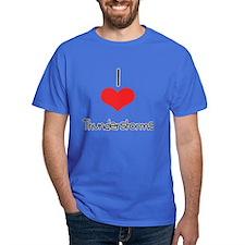 Thunderstorms T-Shirt