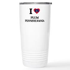 I love Plum Pennsylvani Travel Mug