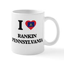 I love Rankin Pennsylvania Mugs