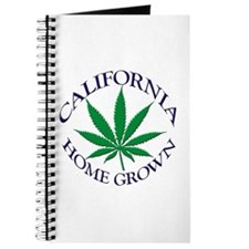 California Home Grown Journal