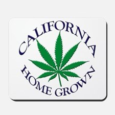 California Home Grown Mousepad