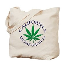 California Home Grown Tote Bag