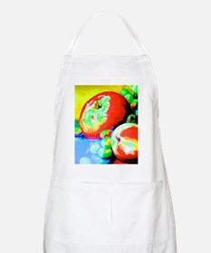 Apples And Grapes Apron