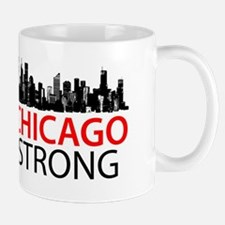 Chicago Strong - Skyline Mugs