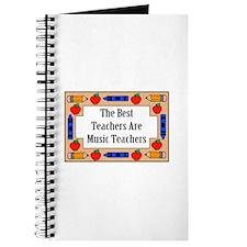 The Best Teachers Are Music Teachers Journal