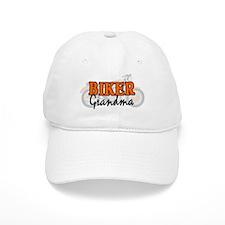 BIKER GRANDMA Baseball Cap