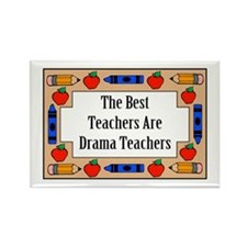 The Best Teachers Are Drama Teachers Rectangle Mag