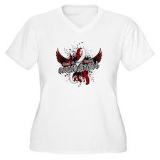 Head Neck Cancer T-Shirt
