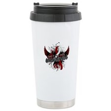 Head Neck Cancer Awaren Travel Mug
