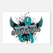 Gynecologic Cancer Awaren Postcards (Package of 8)