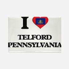 I love Telford Pennsylvania Magnets