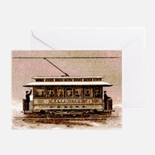 St. Charles Streetcar Greeting Cards (Pk of 10
