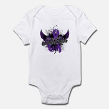 Fibromyalgia Awareness 16 Infant Bodysuit