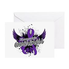 Fibromyalgia Awareness 16 Greeting Card