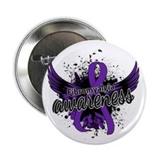 "Fibromyalgia Awareness 16 2.25"" Button (10 pack)"