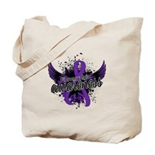 Fibromyalgia Awareness 16 Tote Bag