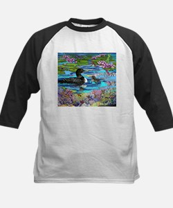 Loons and Lilies Tee
