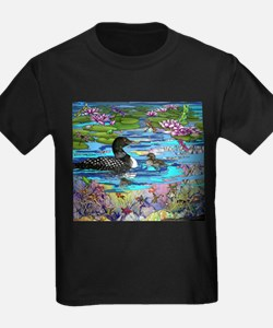 Loons and Lilies T