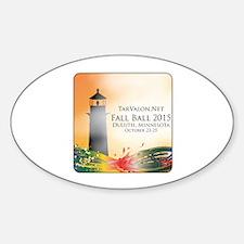 Fall Ball 2015 Logo Decal
